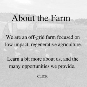 Peregrine Farm - About the Farm