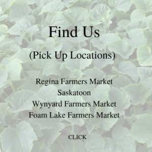 Peregrine Farm- Find Us (Pick Up Locations)